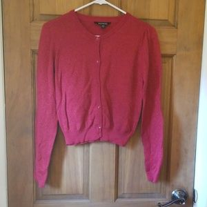 George girls size 14/16 red Holiday sweater